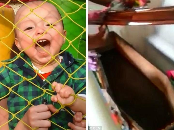В Аргентине сатанисты похитили из гроба тело младенца — ФОТО