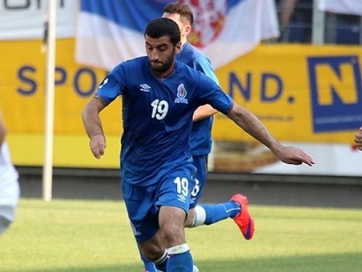 Рахид Амиргулиев: «Я игрок сборной, и должен больше играть в клубе»