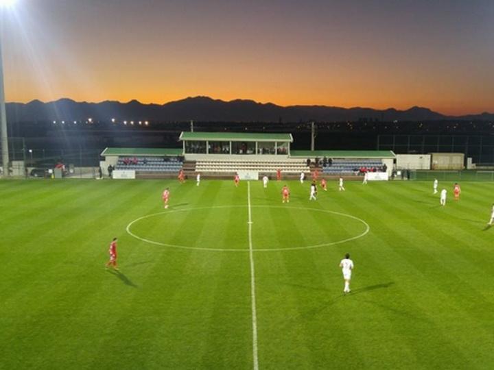 «Кешля» одержала победу над македонским клубом