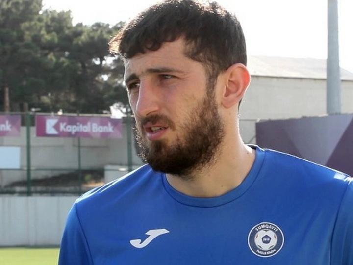 Джавид Имамвердиев: «Я рад возвращению в национальную команду»