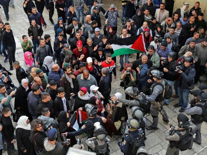 Новые столкновения между армией Израиля и палестинцами привели к жертвам в Дженине