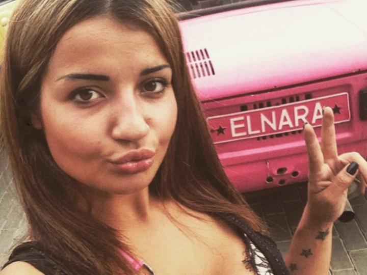 Азербайджанка, прокатившая полицейского на капоте, рассказала о «любимых» нарушениях — ФОТО