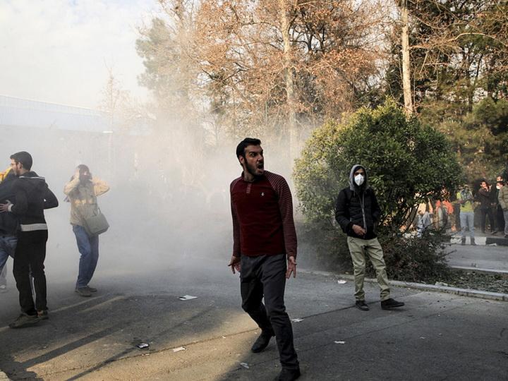 Власти Ирана сообщили о 25 погибших в ходе прошедших протестов