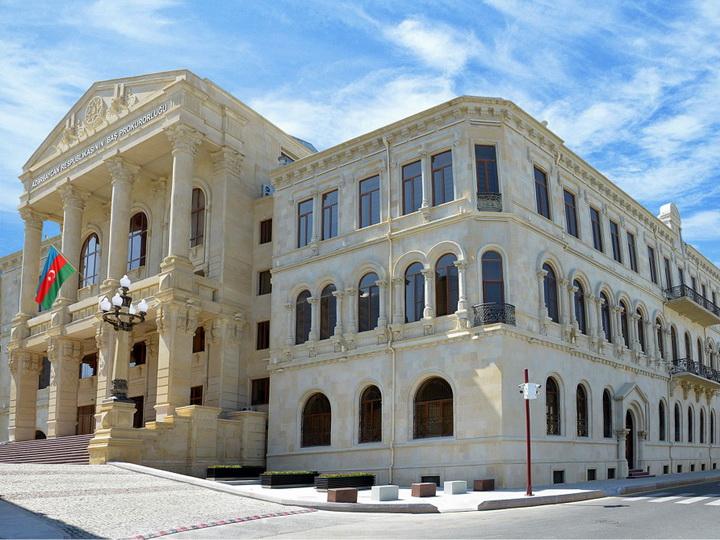 Генпрокуратура Азербайджана вынесла предупреждение главреду одного из местных интернет-порталов