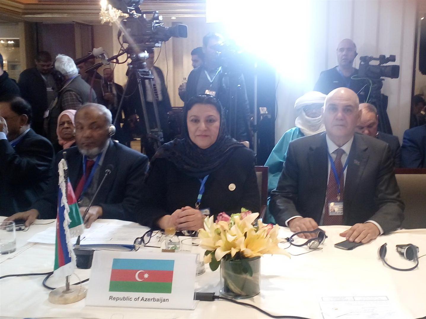 На XIII сессии Парламентского Союза ОИС приняты 2 резолюции по Азербайджану - ФОТО