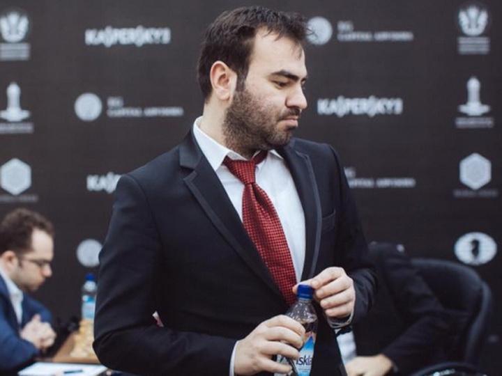 Шахрияр Мамедъяров поделил 3 место в Вейк-ан-Зее