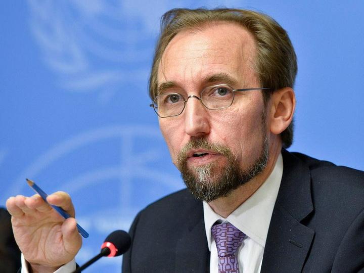 Глава УВКПЧ ООН призвал Тегеран не провоцировать волнения