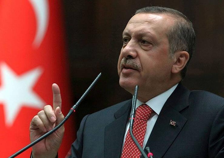 Эрдоган заявил, что в случае необходимости армия Турции дойдет до Идлиба