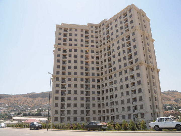 Ключи от квартир во втором здании будут вручены журналистам на следующей неделе