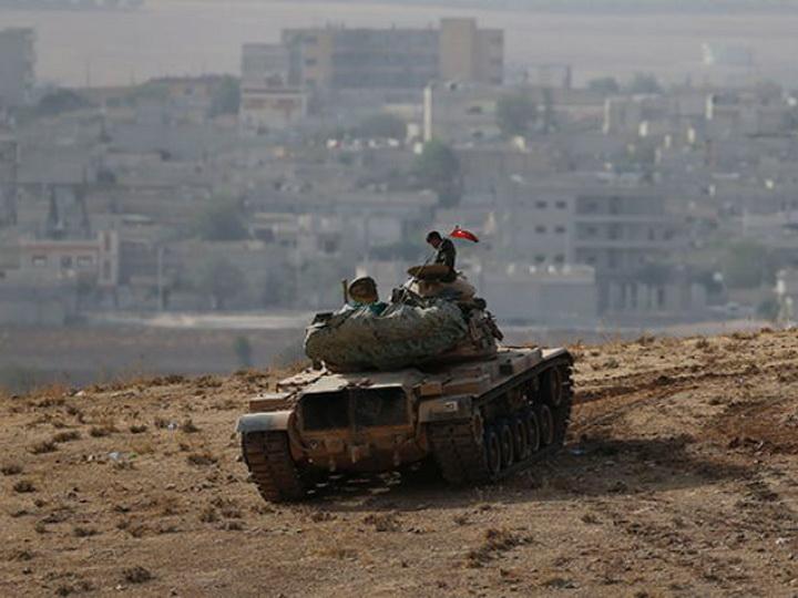 В Сирии погиб турецкий военнослужащий