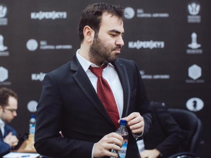 Шахрияр Мамедъяров проиграл Гири, но остался лидером