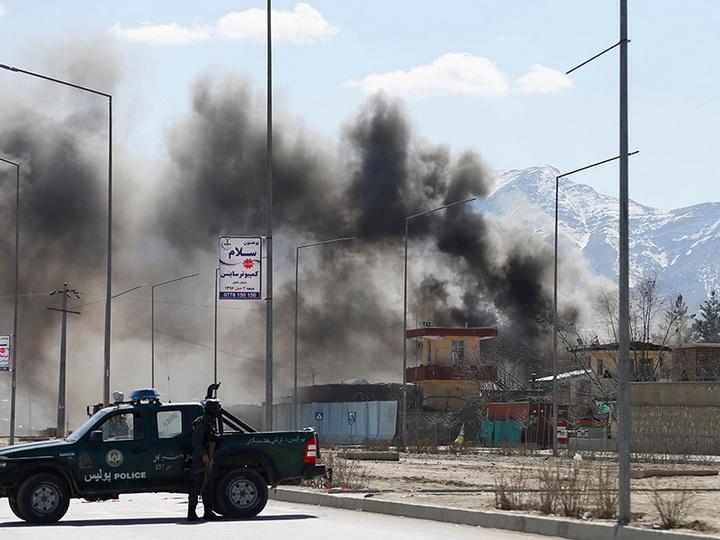В результате взрыва в Кабуле погибли 15 человек