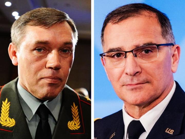 Главком сил НАТО в Европе встретится в Баку с главой Генштаба ВС РФ