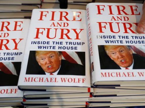 По скандальной книге о президенте Трампе снимут сериал
