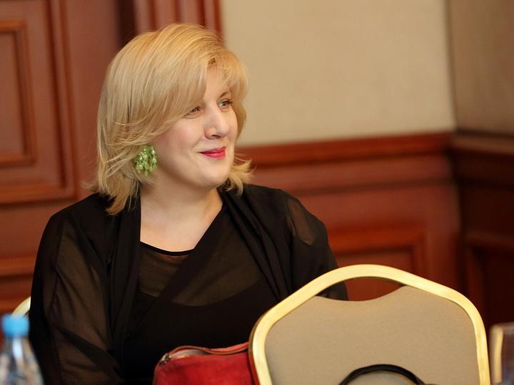 Комиссаром Совета Европы по правам человека избрана Дунья Миятович