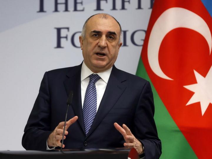 Глава МИД АР: Сопредседатели МГ ОБСЕ выдвинули ряд креативных идей по урегулированию карабахского конфликта
