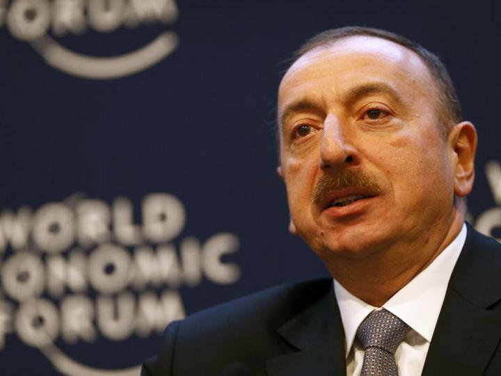 Президент Ильхам Алиев в Давосе: «Нужно забыть о нефти и газе. Цель – диверсификация экономики»