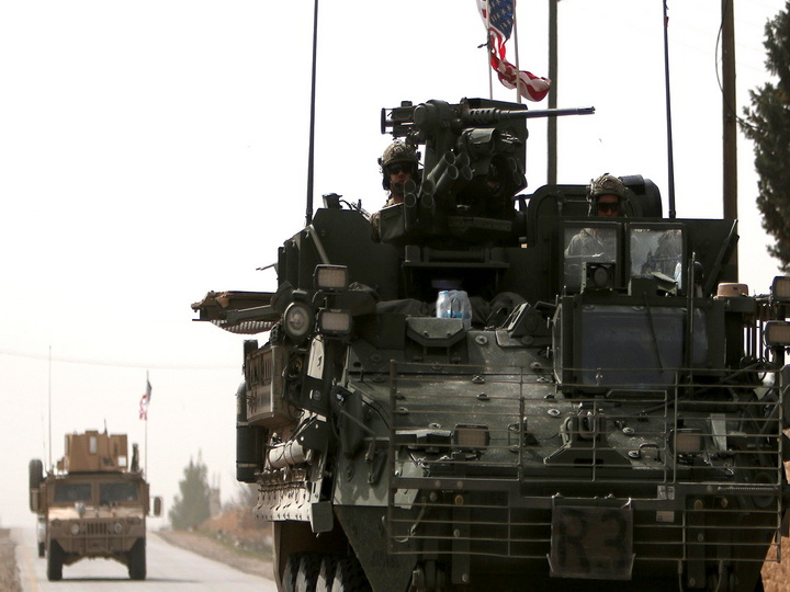 Пентагон опроверг сообщения о создании новых сил в Сирии
