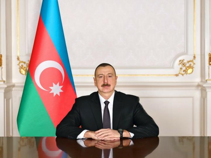 Ильхам Алиев: «Развитие Джоджуг Мерджанлы – символ нашего несгибаемого духа»