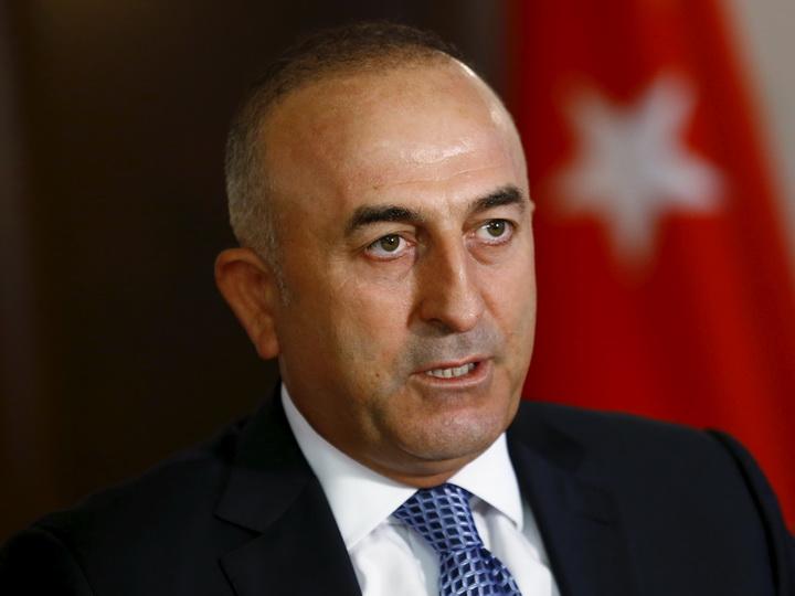 Глава МИД Турции выступил против вмешательства Израиля и США в дела Ирана