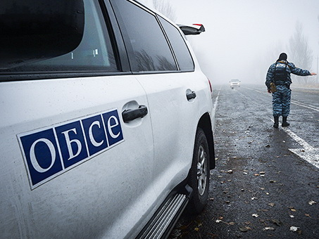 ОБСЕ проведет очередной мониторинг на линии соприкосновения ВС Азербайджана и Армении