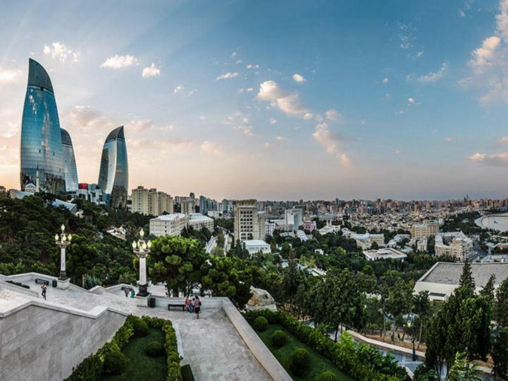 В пятницу в Баку и на Абшероне тепло и без осадков