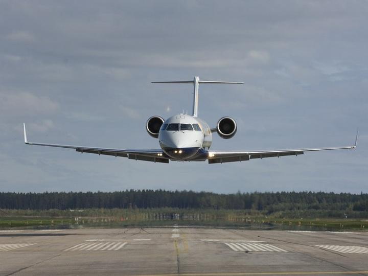 В Варшаве аварийно приземлился самолет с 59 пассажирами