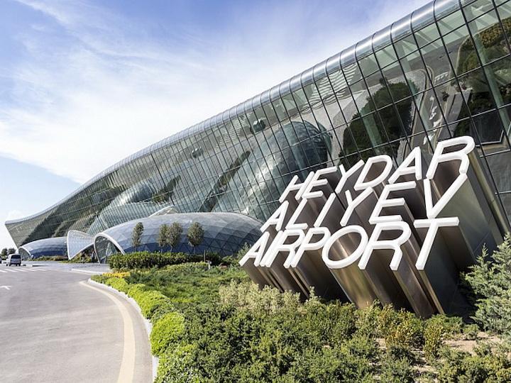 Международный аэропорт Гейдар Алиев признан одним из самых красивых – ФОТО