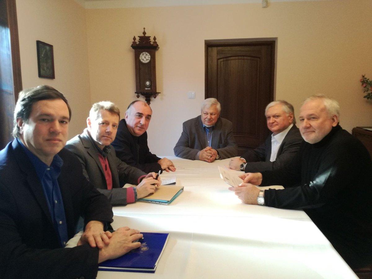 В Польше завершилась встреча глав МИД Азербайджана и Армении – ФОТО – ОБНОВЛЕНО