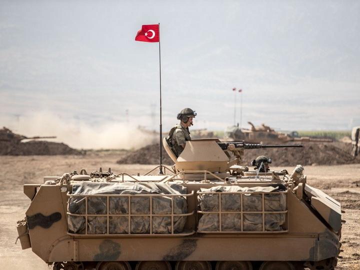 Генштаб Турции: В операции «Оливковая ветвь» уничтожено 484 террориста