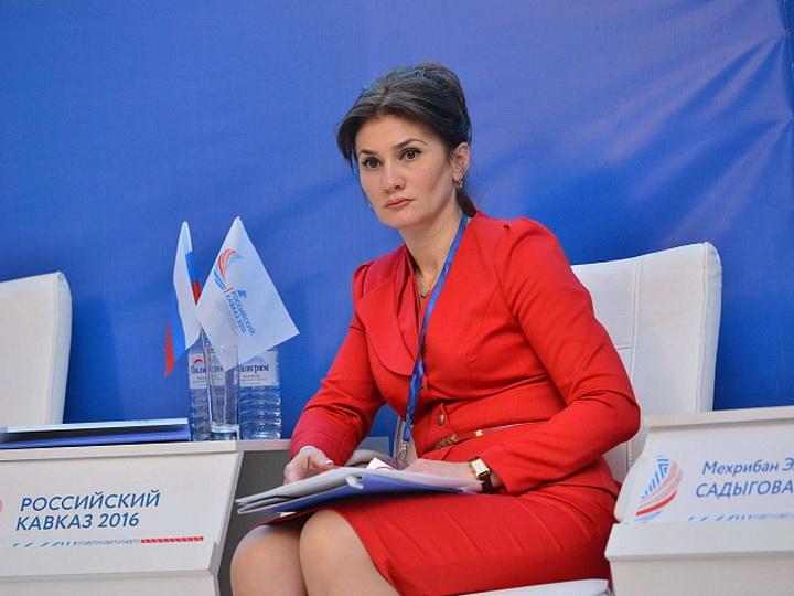 Азербайджанка вошла в число доверенных лиц Владимира Путина — ФОТО