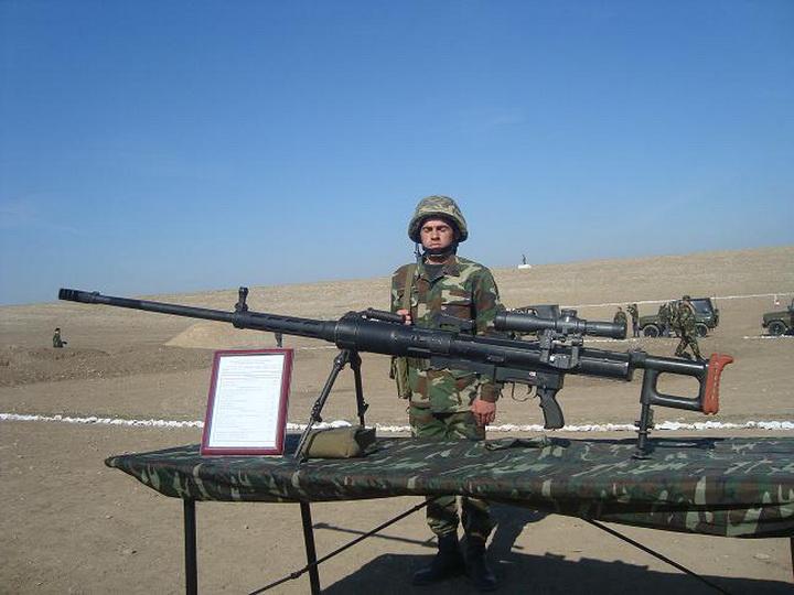 Азербайджан значительно увеличил объем экспорта оружия