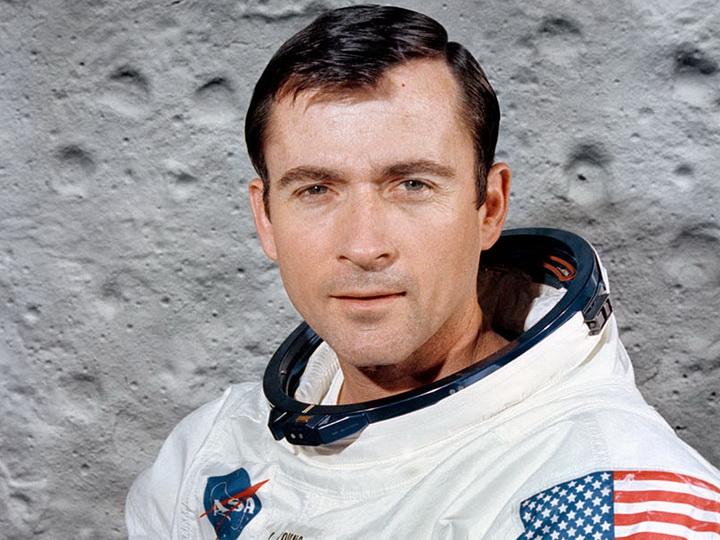 Умер астронавт NASA Джон Янг, побывавший на Луне