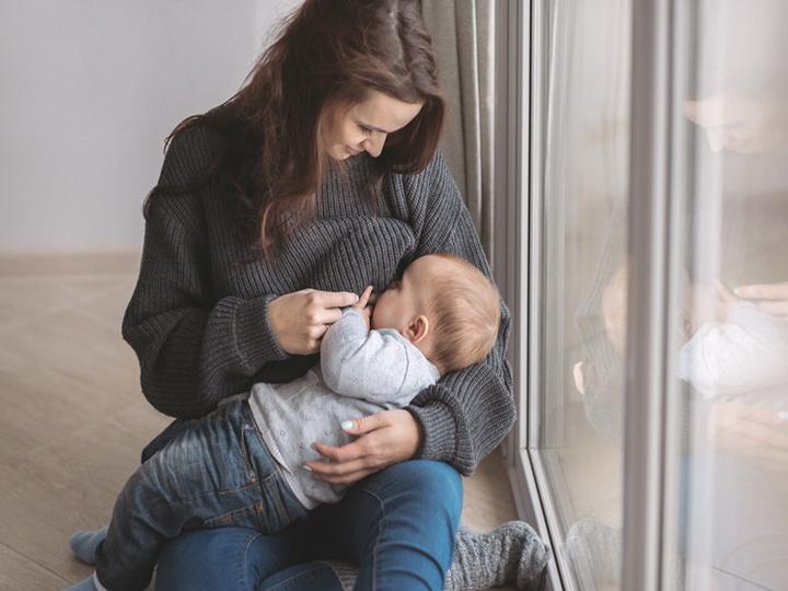 Женщины, кормившие детей грудью, реже болеют диабетом 2 типа