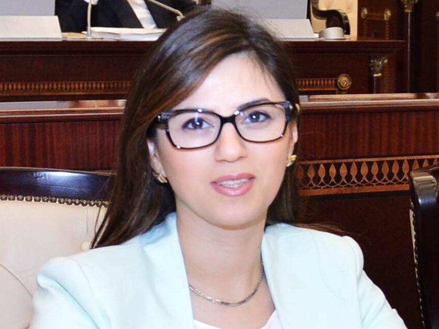 Азербайджанский депутат вновь избрана на высокий пост в ПАСЕ