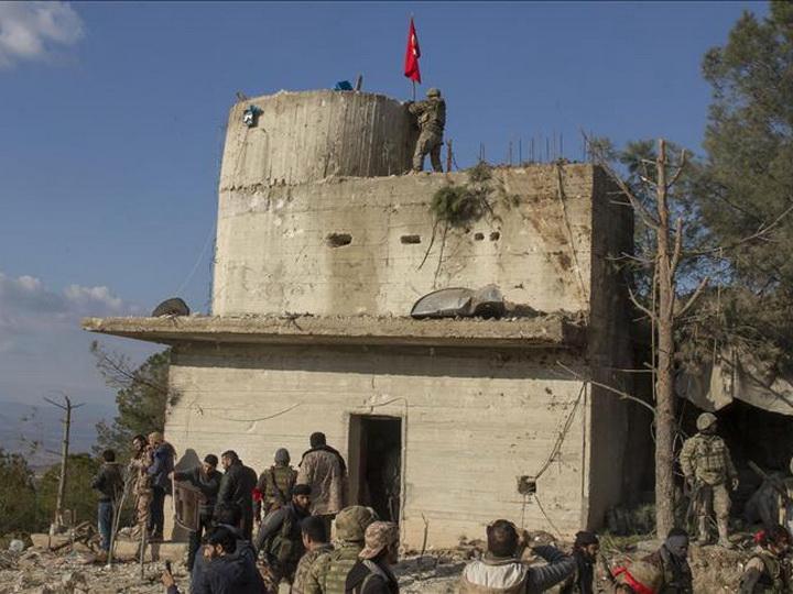 Генштаб Турции сообщил об уничтожении 557 террористов в Африне