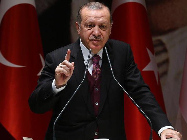 Эрдоган: Благодаря Анкаре наемники уже не причина для серьезной обеспокоенности
