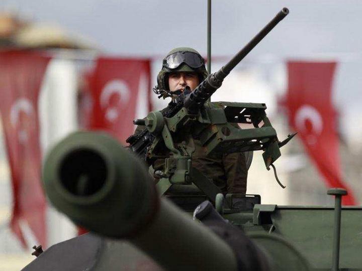 СМИ: турецкая операция в Африне унесла жизни 86 мирных жителей