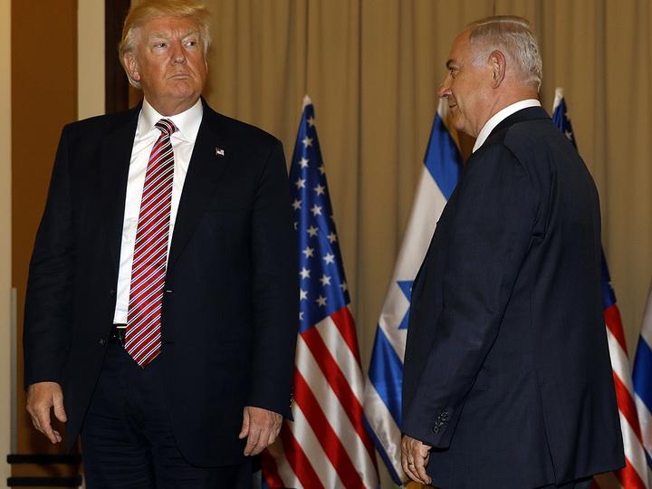Трамп опроверг слова Нетаньяху о переносе посольства США в Иерусалим