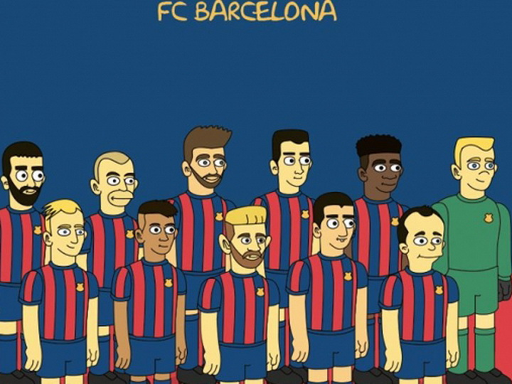 Pixar снимет мультфильм про «Барселону»