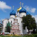 Самый красивый храм Сергиева Посада