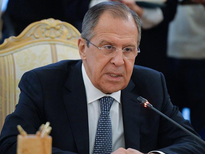 Лавров обсудил Сирию с главой МИД Франции