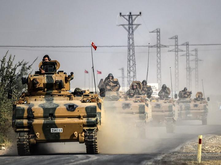В Турции назвали число убитых террористов с начала операции в Африне
