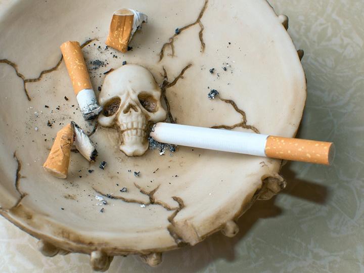 В Таиланде вводится постоянный запрет на курения на пляжах