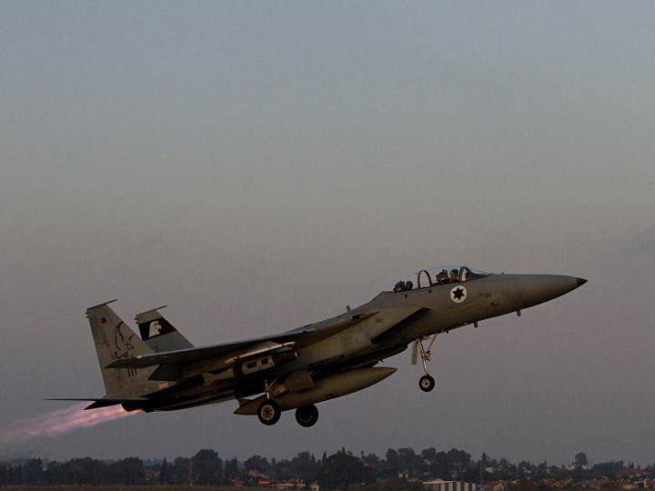 В Израиле подтвердили авиаудар по сектору Газа