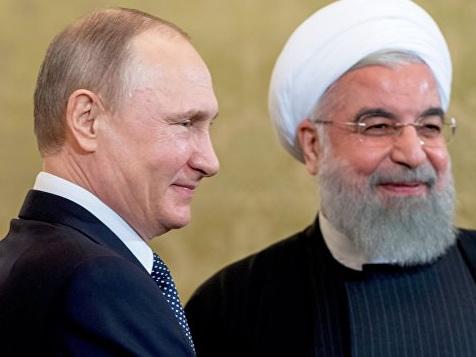 Путин и Роухани подтвердили приверженность иранской ядерной программе