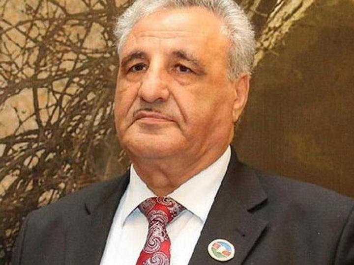 Таги Ахмедов награжден орденом «Труд»