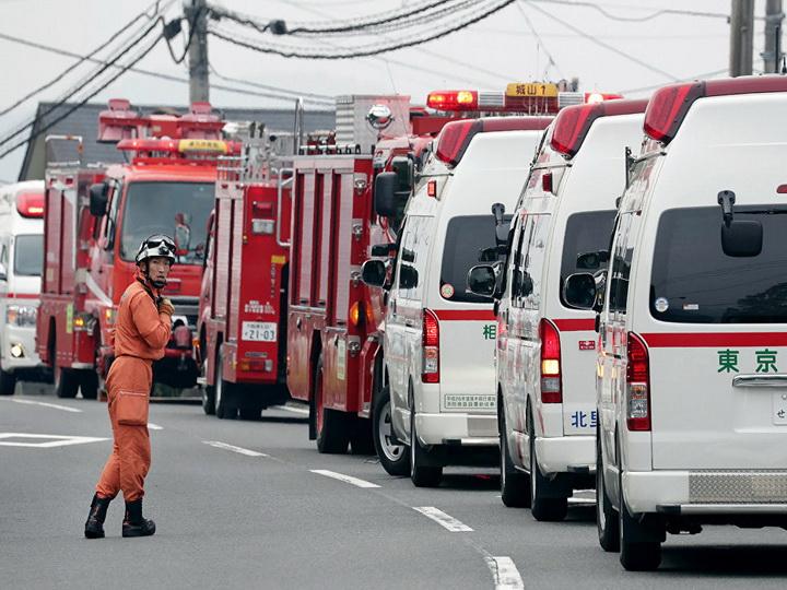 В Японии в результате пожара погибли 11 человек, сообщили СМИ