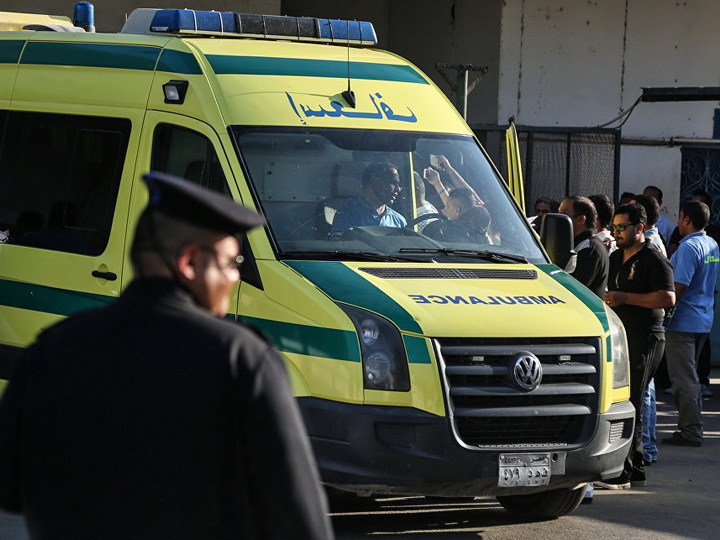 В Египте 11 человек погибли в крупном ДТП