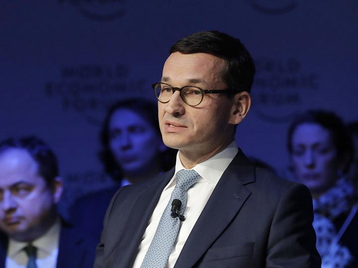 «Бороться с ложью»: премьер Польши назвал цель «антибандеровского» закона
